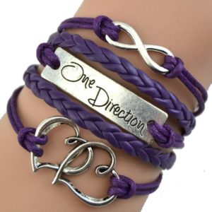 One Direction Μωβ